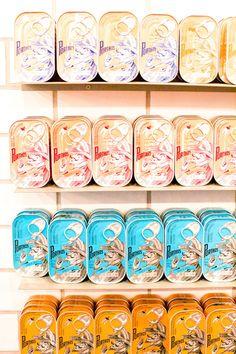 Conseirveira de Lisboa - 80 year old sardine shop