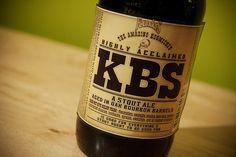 Founders Brewing - Kentucky Breakfast Stout - Ale Aged in Oak Barrels