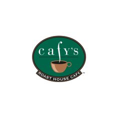 Cafy's Roast House Cafe - Graphis