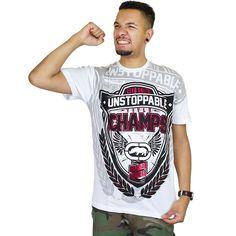 c9179774bc186b Ecko MMA T-Shirt Title Champ weiß - günstig online kaufen
