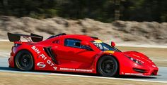 Racers Edge Motorsports initial test of the SIN R1 GT4