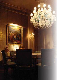 Restaurant  Hôtel Mazin La Fayette 8 rue d'Anjou  Paris 8ème Téléphone : + 33 (0)1 40 17 04 77  E-mail : 1728@1728-paris.com