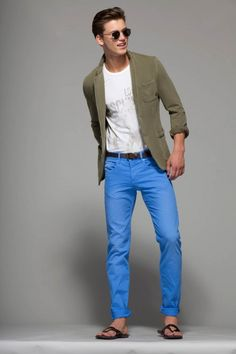 Colorful Chinos. Check out our Original Penguin chino! They come in all sorts of fun colors.