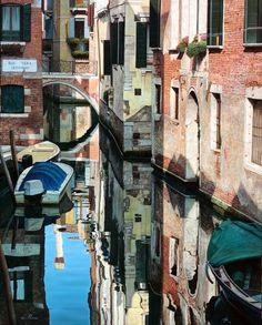Licio Passon   Italian Painter   1965