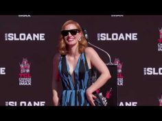 Jessica Chastain Imprint Ceremony at TCL Chinese Theatre