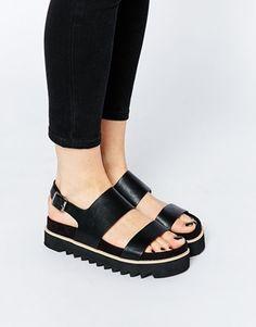 ASOS FABLE Flatform Sandals