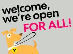 Barrierefrei mit TYPO3 - contemas entwickelt Ihre barrierefreie Website #welcome #openforall Software, Blog, Digital Media, Blogging