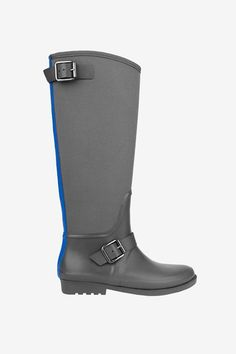31 Stylish Rain Boots You'll Want To Wear Rain or Shine #refinery29  http://www.refinery29.com/fall-rainboots#slide-4  ...