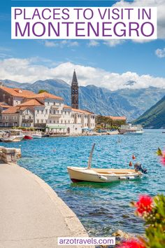 Find out about the best places to add to your Montenegro itinerary - here is where to go and what to see. Whether you stay 1, 3, 5, 7 or 10 days in Montenegro - here you will find out about the best places to visit and best things to do.