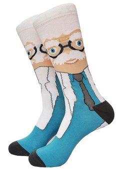 80afcbdc280 2016 Fashion USA Cartoon Brand Mens Sock Superheroes Simpsons Family Skate  Tube Funny Socks Cotton Knee High Sox Men 565w