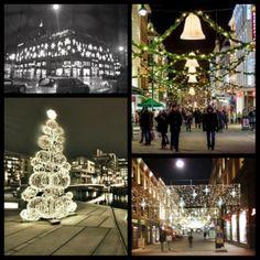 Streets in Oslo are ready for the holidays with lights and decorations everywhere! #RadissonBlu http://www.radissonblu.com/plazahotel-oslo?facilitator=BIGMOUTHMEDIAREZIDOR&gclid=CNyw7NCukbsCFWTnwgodSGEAUg&csref=g_nl_en_sk_hotelp_3_oslzh