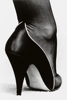 Shoe, Monte-Carlo, 1983 © Helmut Newton Estate