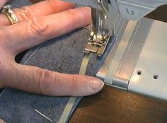 Learn how to sew a smooth, flat dart, as shown in this video from the Sew Stylish Red Carpet Ready issue.