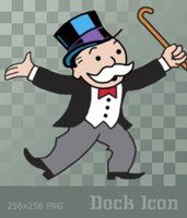 Rich Uncle Pennybags - Dock by ssx