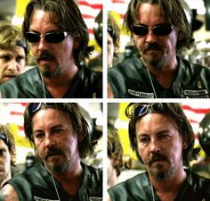 Sons of Anarchy │Chibs Telford