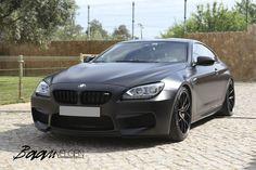 BMW F12 M6 Competition BBS FI KW Suspension Akrapovic Evolution Exhaust 5