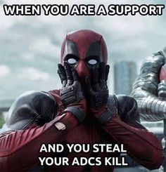 #sup #adc #leagueoflegends