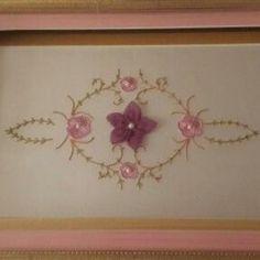 İğne Oyası Tepsi Modelleri 64 Cross Stitch Flowers, Punch, Frame, Model, Home Decor, Manualidades, Picture Frame, Decoration Home