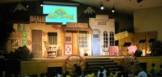 designing a set for a school play - Google Search