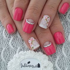 Best Nail Art Designs 2018 Every Girls Will Love These trendy Nails ideas would gain you amazing compliments. Check out our gallery for more ideas these are trendy this year. Bio Gel Nails, Fall Gel Nails, Get Nails, Best Nail Art Designs, Nail Polish Designs, Beautiful Nail Designs, Christmas Nail Designs, Christmas Nail Art, Easy Nail Art
