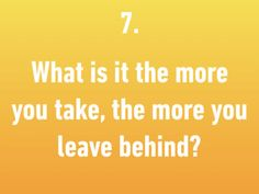 7 Clever Riddles That Will Make Your Brain Go Crazy