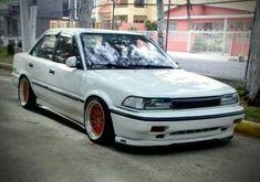 Corolla Twincam, Toyota Corolla, Big Boyz, Toyota Cars, Trd, Slammed, Honda Civic, Custom Cars, Hot Wheels