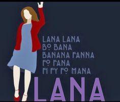 Lana Banana - American Horror Story Asylum