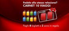 Carnet 10 viaggi