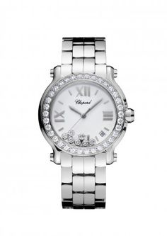 Chopard stainless