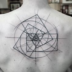 Classy, Beautiful Sketch-Style Tattoos by Frank Carrilho - UltraLinx