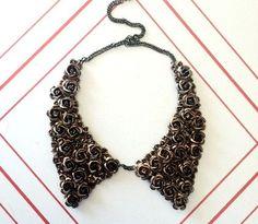 nice collar necklace