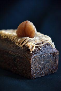 Cake aux marrons - by Cédric Béziat pour Atelier m'alice