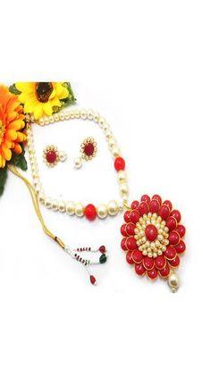 Unique Pacchi Necklace Set @999/-