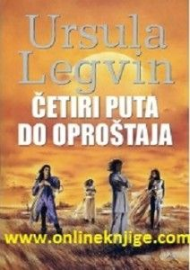 Ursula Legvin Četiri Puta Do Oproštaja PDF