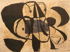 Comedia del Arte 70 Original Art by Joan Miró :: PicassoMio
