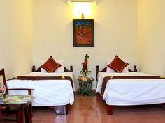 Hoi An Nature Homestay Hoi An Vietnam, Asia Set in a prime location of Hoi An, Nature Homestay Hoi An puts everything the city has to offer just outside your doorstep. Both business travelers and tourists can enjoy the hotel's facilities and services. Service-minded staff will welcome and guide you at the Nature Homestay Hoi An. Comfortable guestrooms ensure a good night's sleep with some rooms featuring facilities such as television LCD/plasma screen, internet access – wirele...