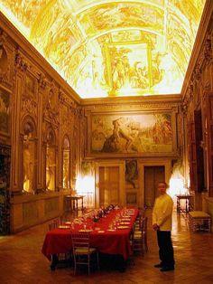 Palazzo Farnese #roma #mustsee #accorcityguide The nearest Accor hotel : Sofitel Rome Villa Borghese