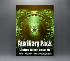 Reminder! Last day to get the auxiliary pack free with the #OracleVault Pt 1 And last day for 50% off of bundles Soundoracle.net