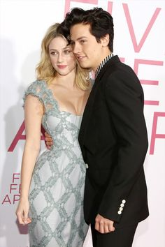 """Lili Reinhart and Cole Sprouse at the """"Five Feet Apart"""" Premiere 