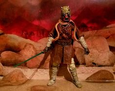 A'Sharad Hett (Star Wars) Custom Action Figure