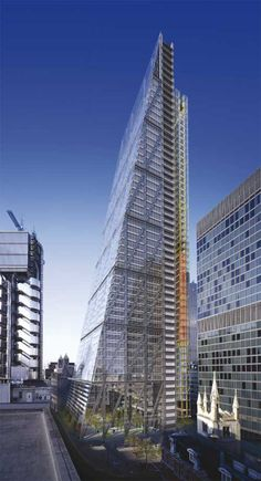 122 Leadenhall Street, London, England / The Leadenhall Building by Rogers Stirk Harbour + Partners
