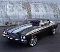 1970 Chevelle - how can you not love this?!?