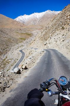 5 Memorable India Motorcycle Tours