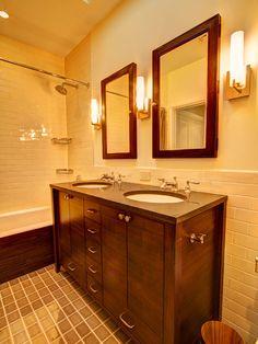 Bathroom Craftsman Interior Design