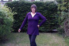 White Tree Fabrics – Jersey Fabrics and Vogue – Part 1 Vogue Sewing Patterns, 2 Way, Dressmaking, Blue Grey, Raincoat, Purple, Lace, Fabric, Jackets