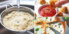 8 recetas que no pensabas que podías hacer con quinoa – Upsocl Sin Gluten, Healthy Life, Bakery, Recipies, Food And Drink, Veggies, Healthy Recipes, Dishes, Eat