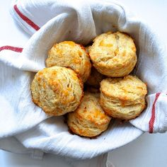 Not Your Average (Garlic Cheddar) Biscuit Recipe on Food52