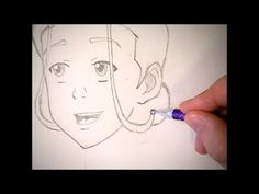 How To Draw Katara (Avatar TLA) Step by Step The Last Avatar, Cute Animal Drawings, Comic Art, Cute Animals, Arts And Crafts, Learning, Youtube, Pretty Animals, Cutest Animals