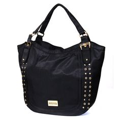 Check out this Black and Gold Alternator Hobo Bag with an MSRP of $96.00, but available for $48.00 http://www.nomorerack.com/?cr=751000