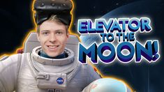 BUILDING AN ELEVATOR TO THE MOON IN VIRTUAL REALITY!   Elevator to the Moon VR (HTC Vive Gameplay)      In Elevator to the Moon VR you play as a handyman that has to fulfill the ridiculous demands of President of the World, Dough-Slater Roccmeier, to build his ... https://www.youtube.com/watch?feature=youtu.be&utm_campaign=crowdfire&utm_content=crowdfire&utm_medium=social&utm_source=pinterest&v=F6BTl4bdl5M